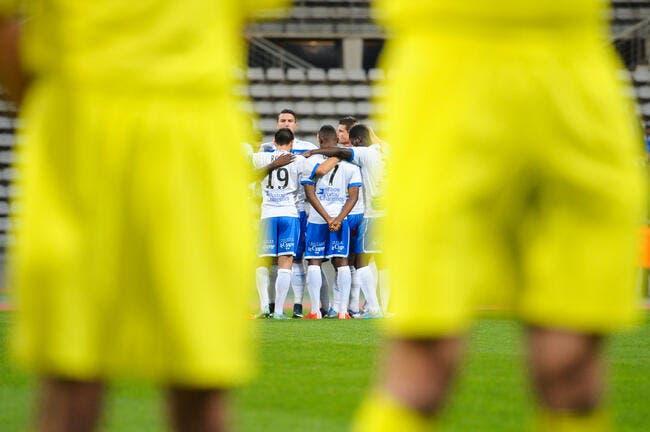 Une minute de silence dégénère, une équipe U19 supprimée