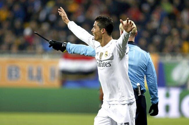 Le Real est devant le PSG, c'est tout ce qui compte pour Cristiano Ronaldo