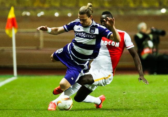Monaco s'éjecte presque de l'Europa League