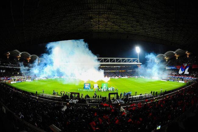 Un match à huis clos partiel confirmé pour Gerland