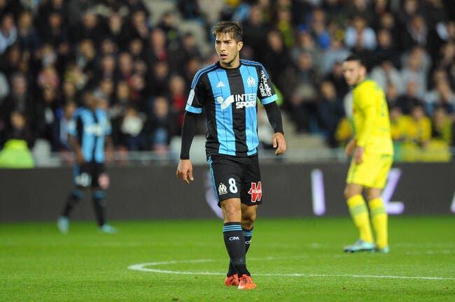 Lucas Silva joue à l'OM, pas à Cruzeiro