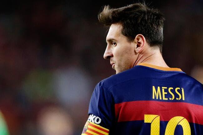 Messi gratuit et avec un énorme salaire, Man City en rêve !