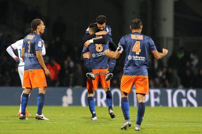 Sans défense, l'OL prend l'eau contre Montpellier