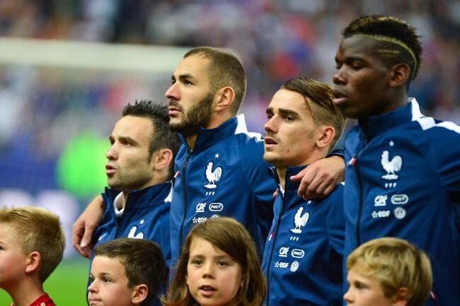 Valbuena et Benzema ne disputeront pas l'Euro ensemble