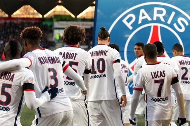 Grâce à Lyon, le PSG égale un record du grand OL