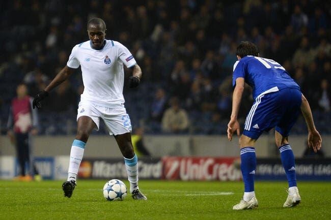 Le FC Porto met Imbula à l'écart
