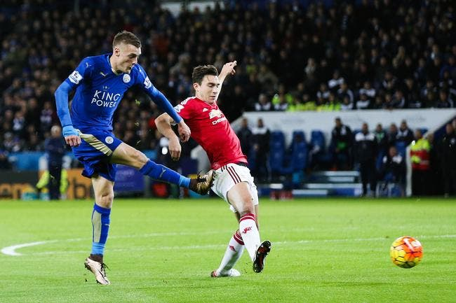 Leicester - Manchester United : 1-1