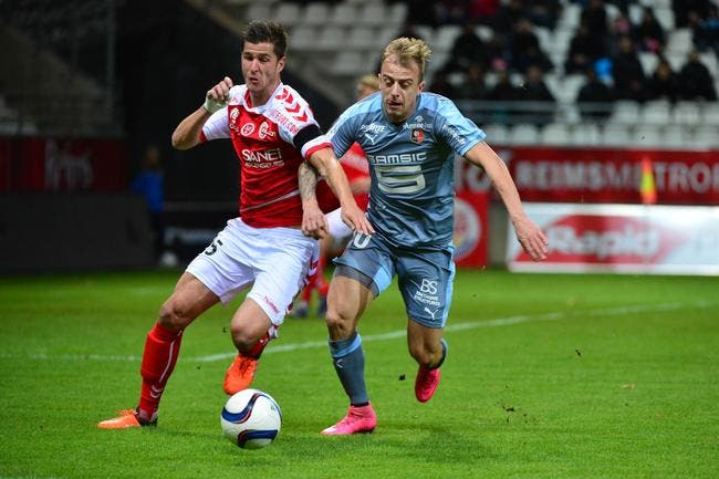 Rennes a pris un but bizarre, et un autre fantastique