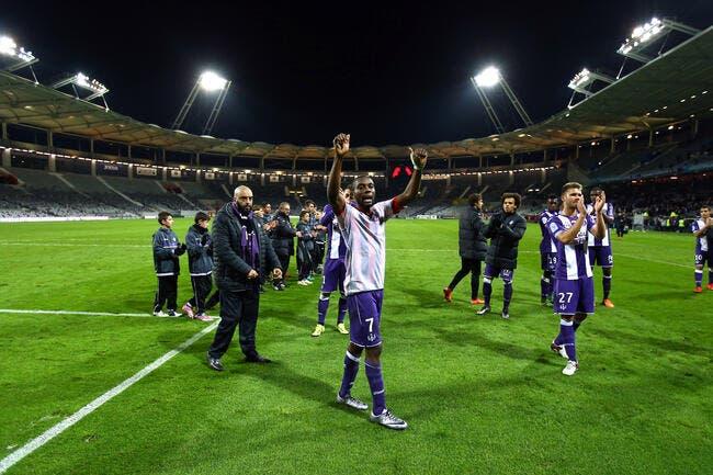 Toulouse pousse un ouf de soulagement