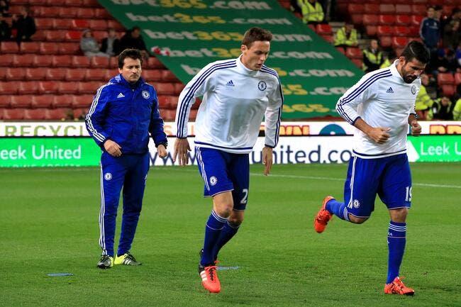 Diego Costa et Chelsea, le torchon brûle