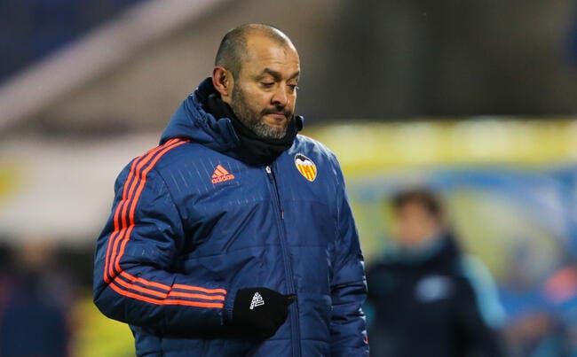 Le coach de Valence démissionne