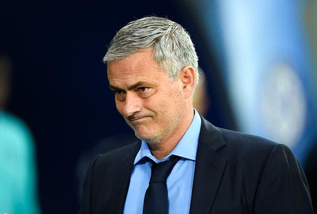Même pas mal, Mourinho chambre Diego Costa