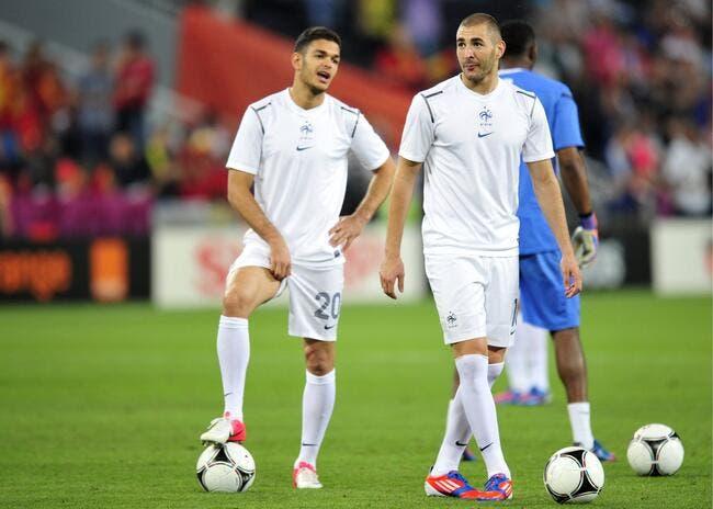 Benzema attend Ben Arfa en équipe de France