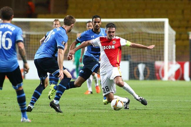Encore un nul au finish pour Monaco contre Tottenham