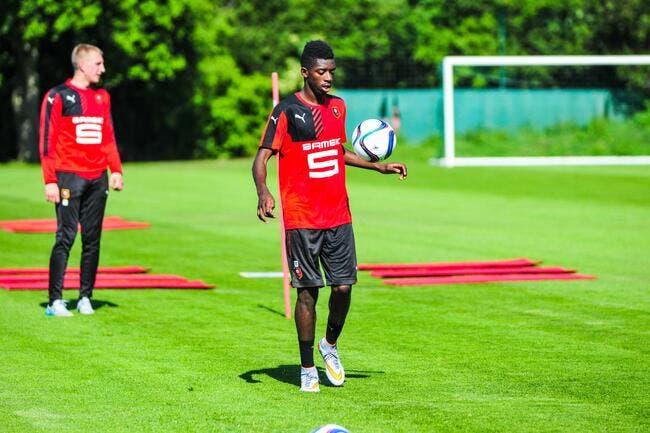 Officiel : Dembélé signe pro à Rennes