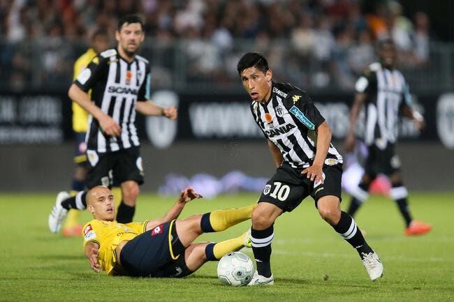 Officiel : Diego Gomez signe un an à Angers