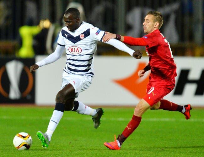 Bordeaux ne pourra pas être surpris par Sion