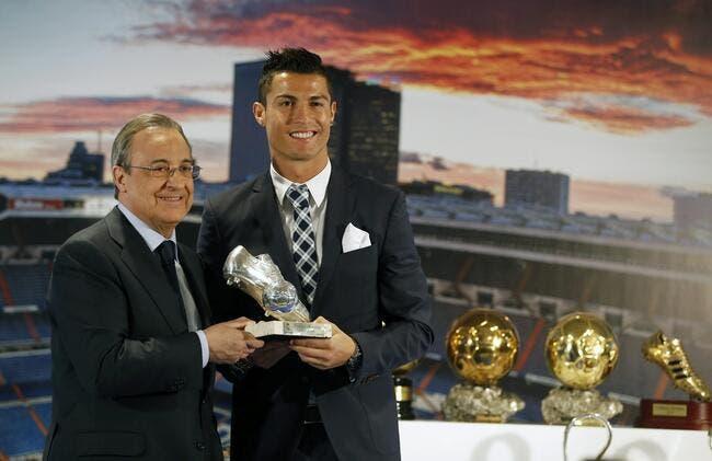 Le Real Madrid déroule le tapis rouge pour Cristiano Ronaldo