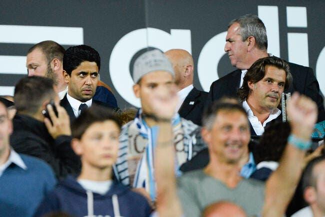 L'OM et le PSG, deux clubs amis prévient Labrune