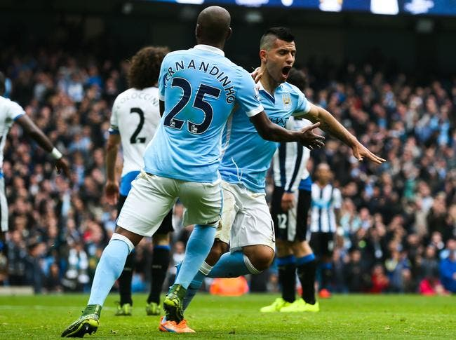 Man City - Newcastle : 6-1