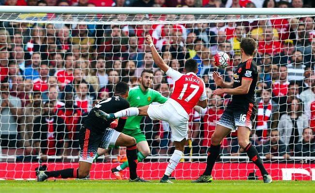 Arsenal - Man Utd : 3-0