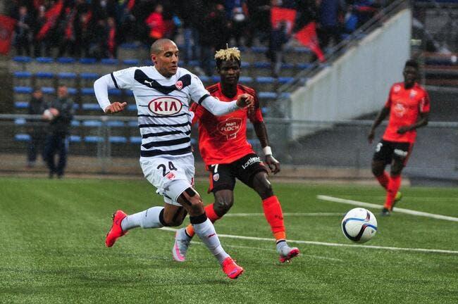 La défense et l'arbitre, c'est trop pour Bordeaux