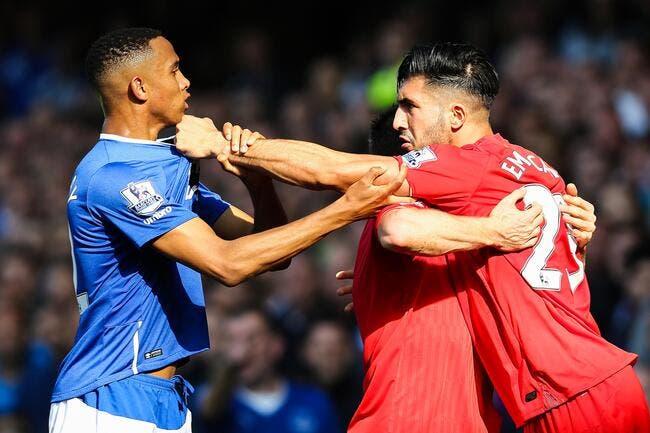 Everton - Liverpool : 1-1