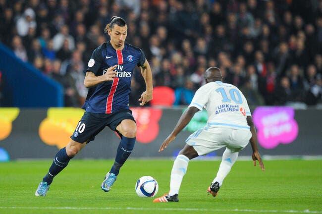 Ibrahimovic meilleur buteur de l'histoire du PSG