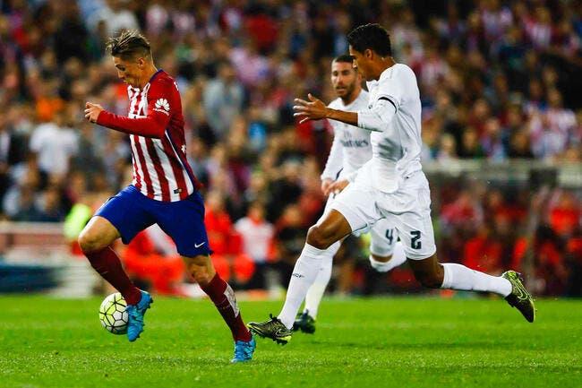 L'Atlético accroche le Real dans le derby
