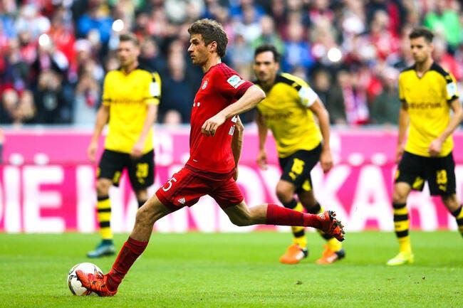 Le Bayern assomme le Borussia et la Bundesliga