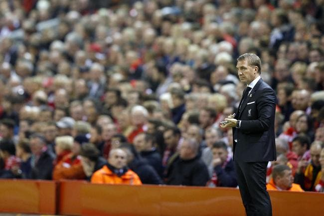 Liverpool vire Brendan Rodgers !