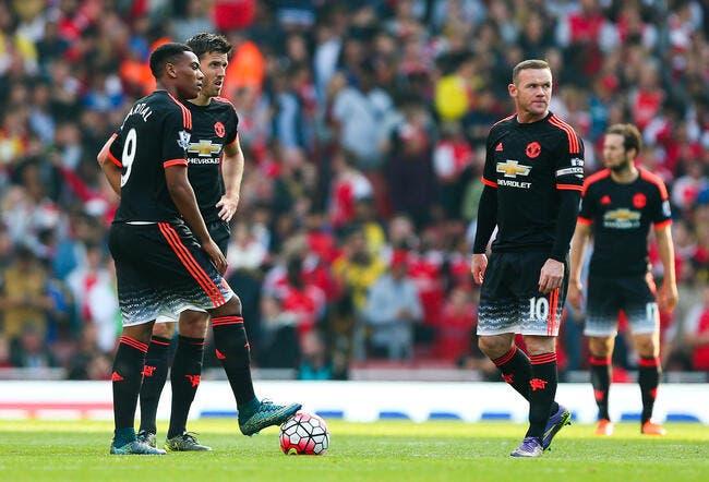 Manchester United est « sous le choc »