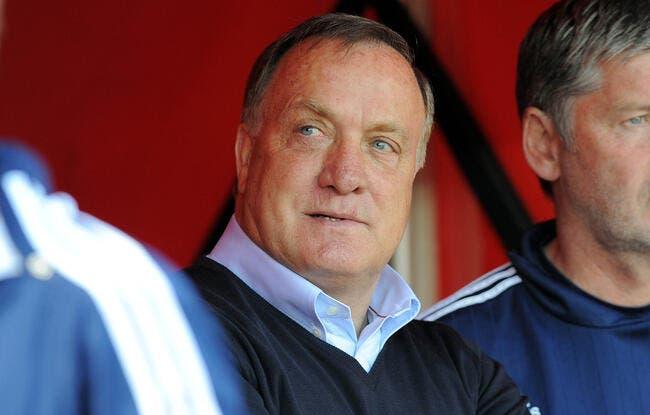 Officiel : Advocaat quitte Sunderland