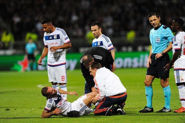 Daniel Riolo allume Valbuena et Darder à l'OL