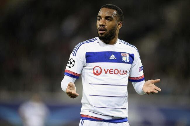 Lacazette convoqué en équipe de France pour remplacer Ntep !