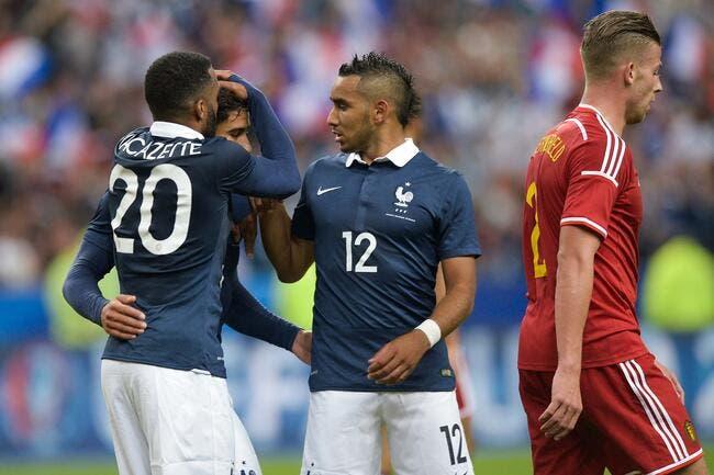 Lacazette, Payet ou Ben Arfa en Bleu ?
