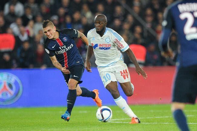 Lassana Diarra a mis une légende à ses genoux
