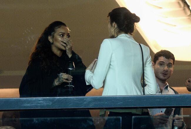 Rihanna a un faible pour l'un des joueurs du PSG