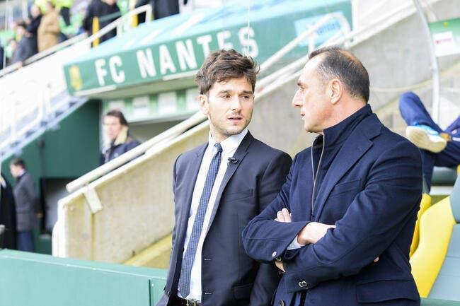 Un nouveau président au FC Nantes, mais pas de nouveau coach ?
