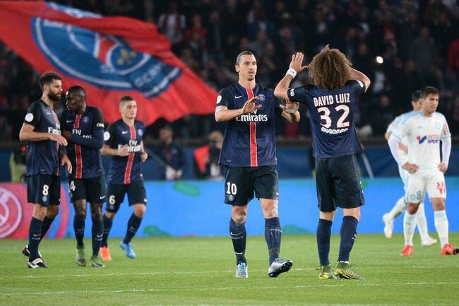 L'OL, l'OM et Monaco doivent déjà saluer le champion PSG !