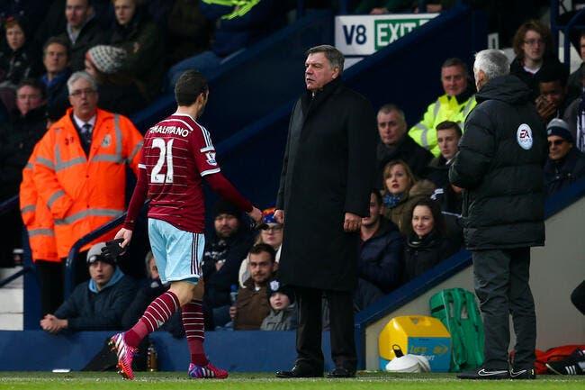 Officiel : Amalfitano quitte West Ham