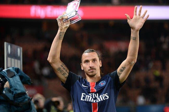 Un autre goleador légendaire du PSG rêve devant Ibrahimovic !