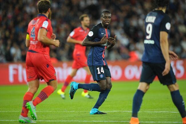 Matuidi buteur du PSG, un goal pense que c'est grâce lui