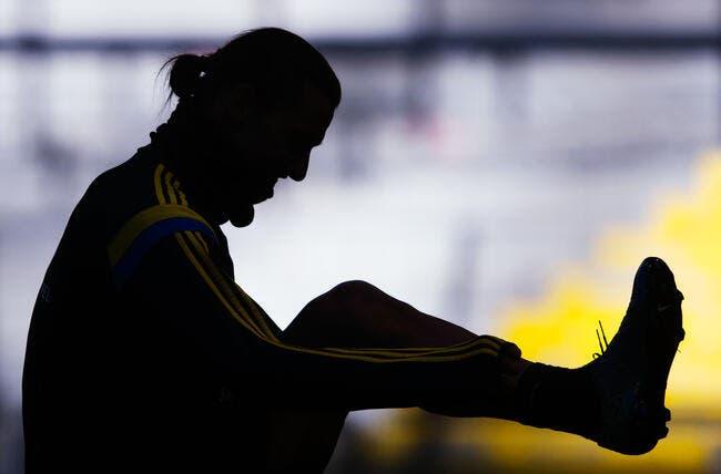 Comme Cristiano Ronaldo, Ibrahimovic fait son cinéma