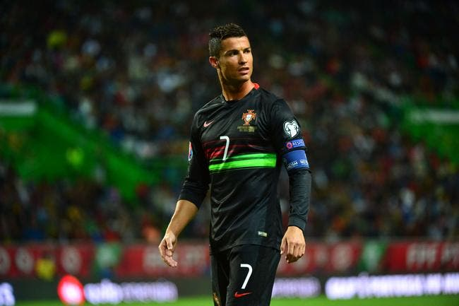Cristiano Ronaldo et le Portugal à un point de l'Euro