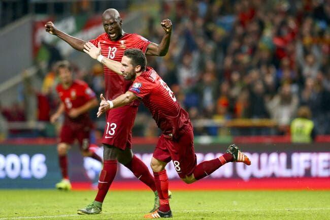 Le Portugal qualifié pour l'Euro 2016