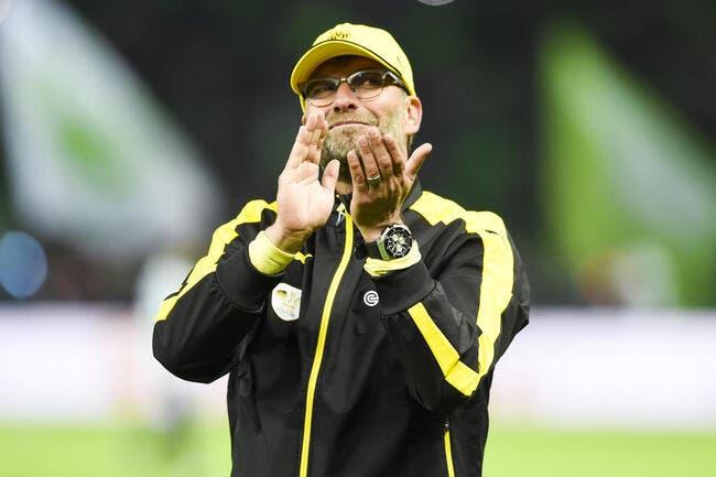 Officiel : Klopp nouveau manager de Liverpool
