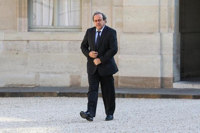 Platini reste à l'UEFA et fait appel de sa sanction