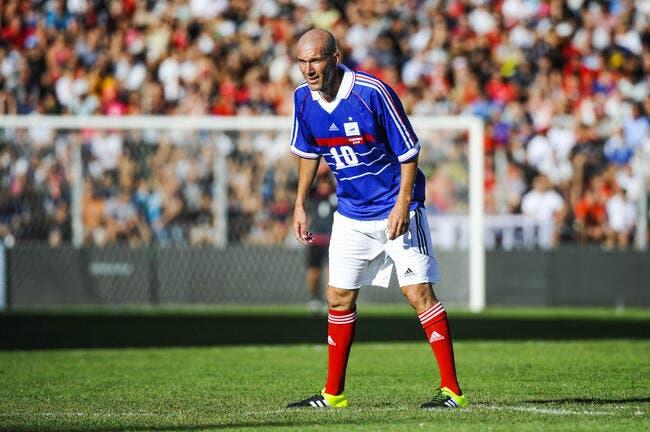 Zidane, Kluivert, Ballack… Le Mondial des Légendes arrive !
