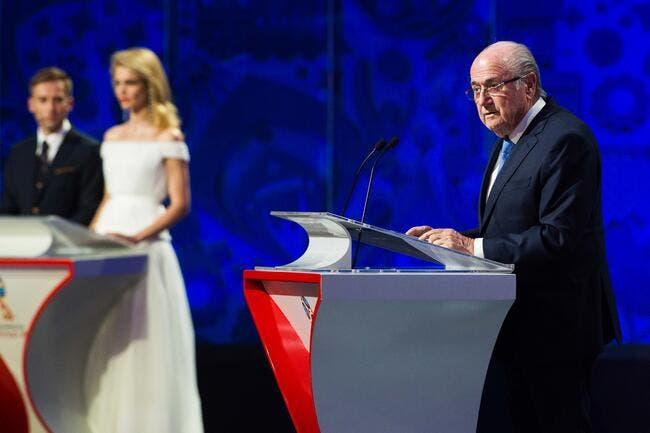 Blatter conteste sa suspension